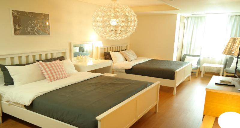 [NEW LISTING] Myeong-dong Studio #5, holiday rental in Incheon