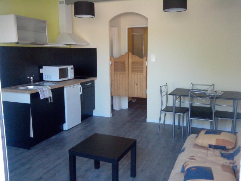 studio bis, jardin avec piscine à 15 min d'Avignon, location de vacances à Vedène