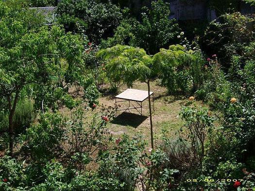 Maison avec jardin en centre ville, location de vacances à Joué lès Tours