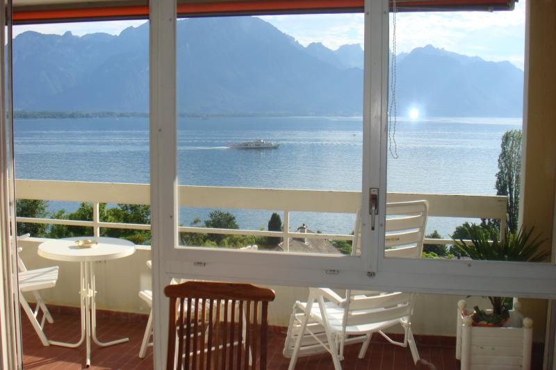 Studio La Mouette, holiday rental in Montreux