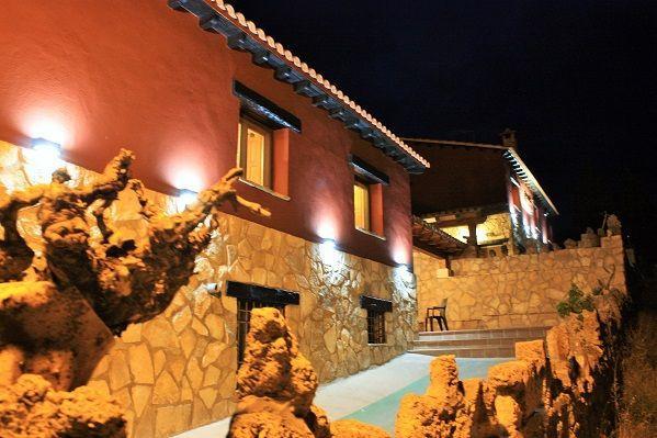 Casa el Escalerón | Serranía de Cuenca, casa vacanza a Albalate de las Nogueras