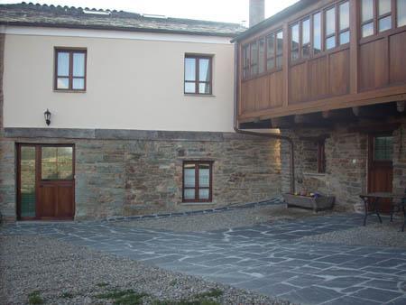 Casa rural A Fonsagrada, location de vacances à Pol