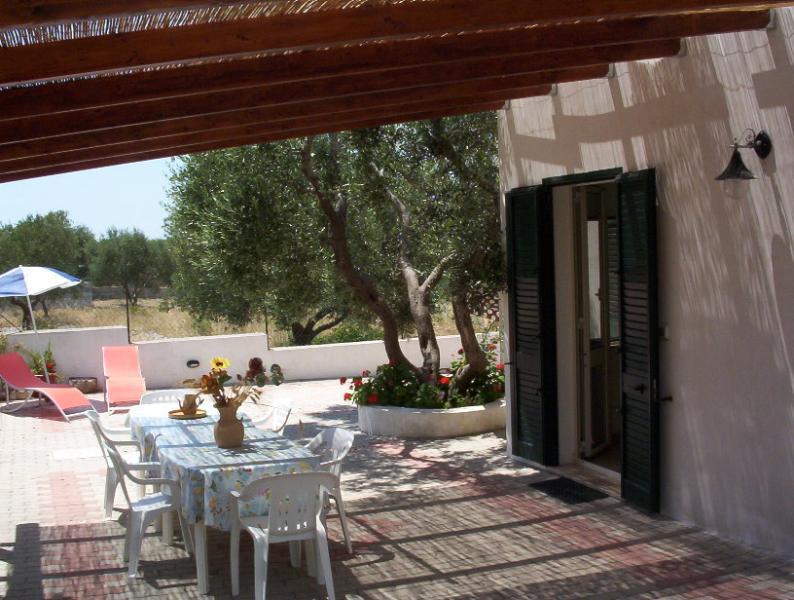 Villetta del sole, holiday rental in Castrignano del Capo