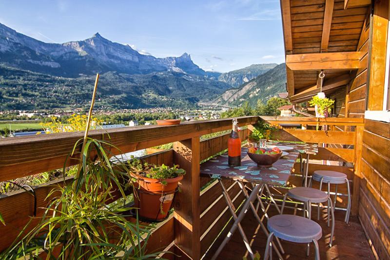 Le Mont Fleuri Saint Gervais - 90M2, location de vacances à Haute-Savoie