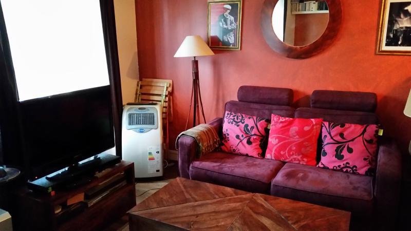 Appart sous les toits pour escapade parisienne, holiday rental in Paris