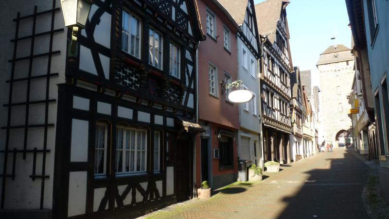 Romantisches Fachwerkhaus in  Linz am Rhein, old house in the old town of Linz, holiday rental in Bad Hönningen