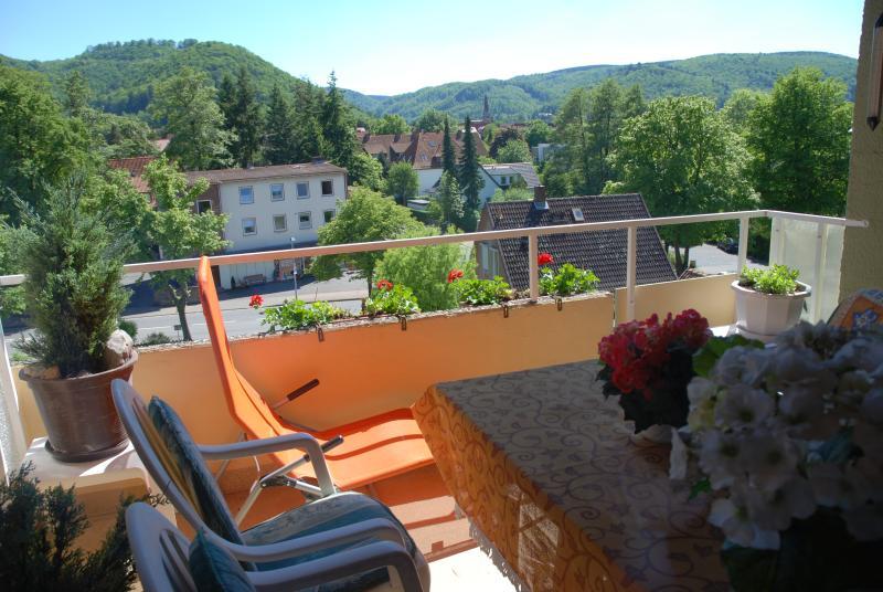 ferienwohnung-poettner Nr.1, holiday rental in Veltheim