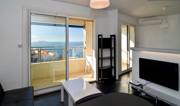 location appart Marseille Vue splendide