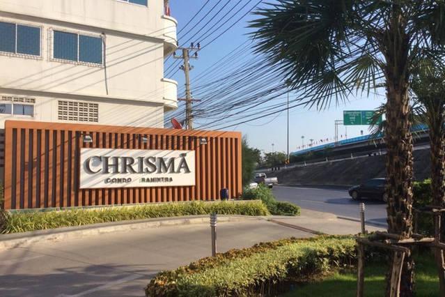 Condo near Fashion Island shopping mall, holiday rental in Lam Luk Ka