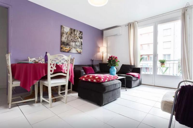 ❤️BEAU T3-Centre 2 à 6 pers. parking❤️, casa vacanza a Tolosa
