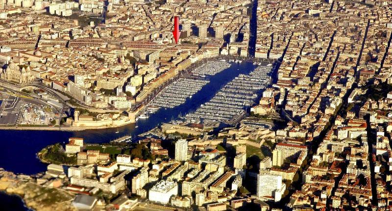 louer appart Marseille Vieux-Port à
