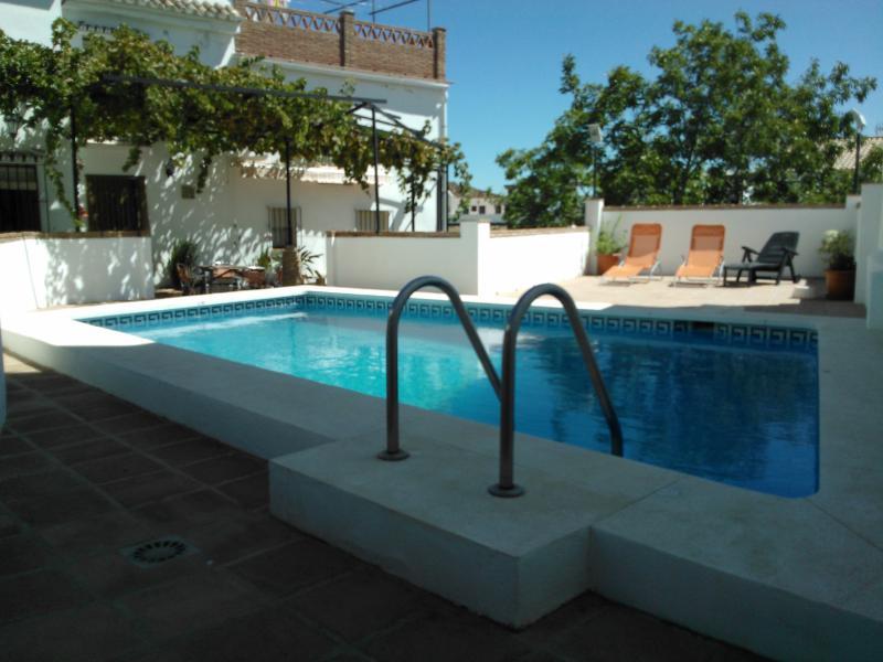 Casa Rural Sierra de las Nieves, holiday rental in Gibralgalia
