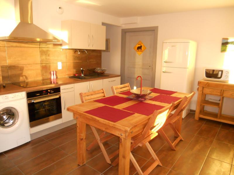 Appartement cocooning à la montagne, holiday rental in Chaux-Neuve
