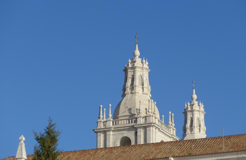 S. Vicente Monastery