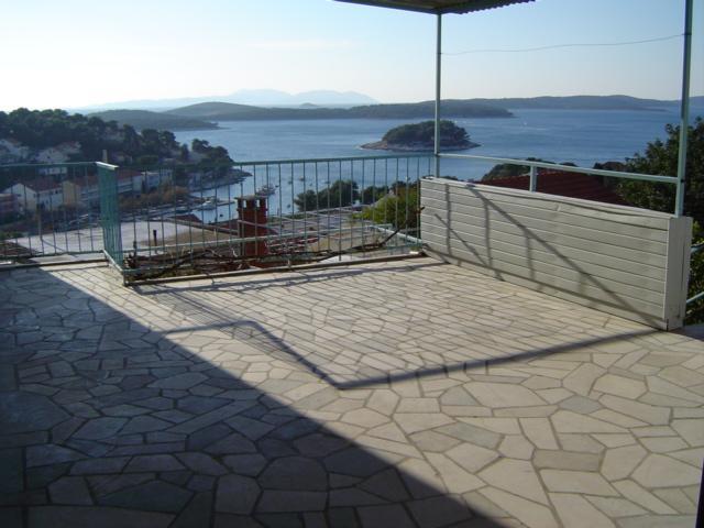 terraza común