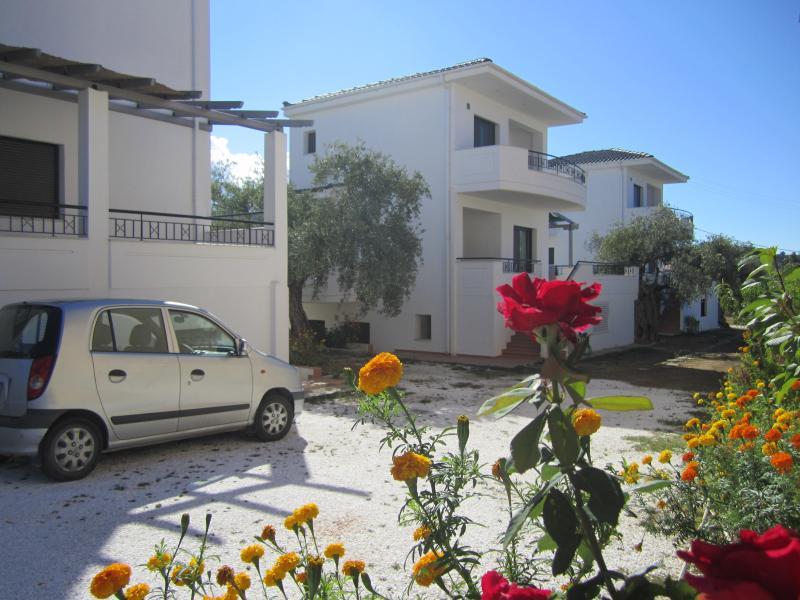Scandia Villa, vacation rental in Aliki