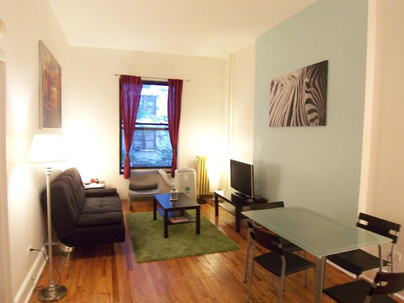 Central Park West/ 80s One bedroom!, vakantiewoning in New York