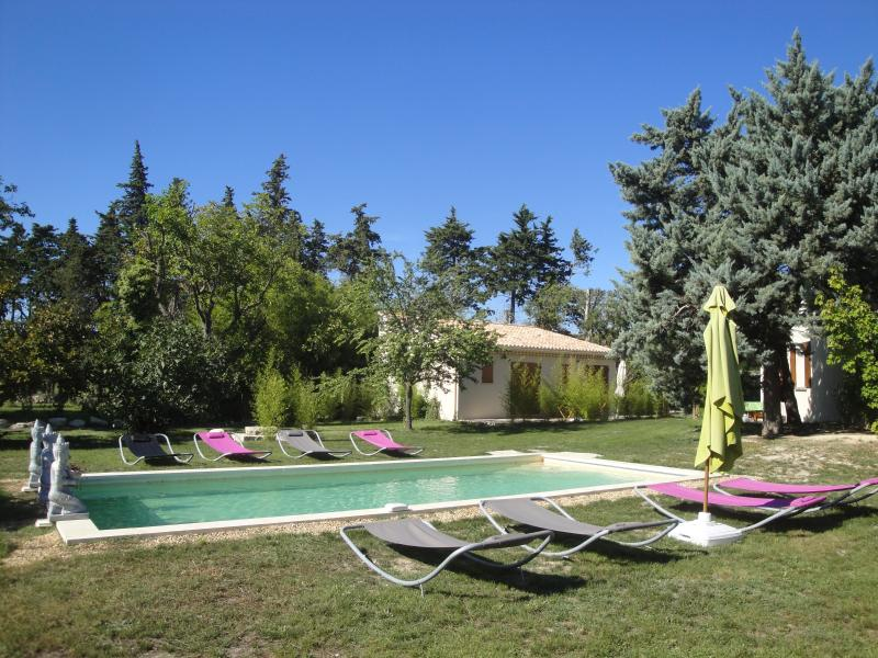 L'Islo Bamboo Lotus, holiday rental in Fontaine de Vaucluse
