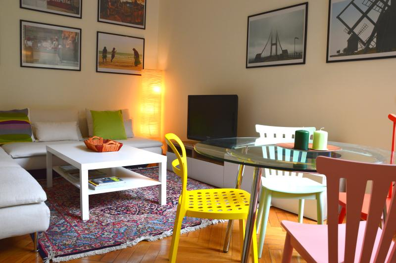 THE GREEN APARTMENT  in centro a Milano, holiday rental in Milan