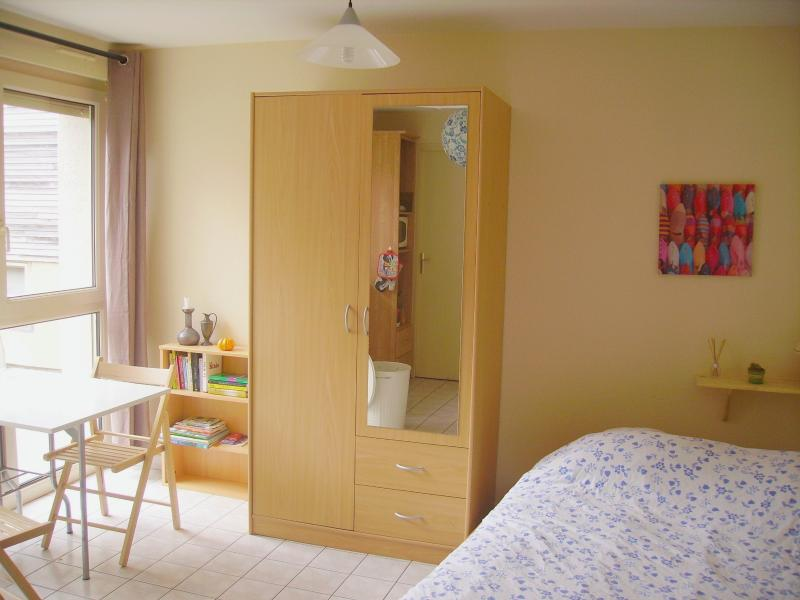 Hyper Centre Studio tout confort, vacation rental in Thorigne