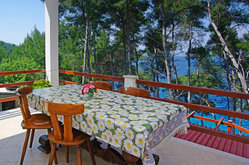 RELAXING AND QUIET HOUSE BY THE SEA, vacation rental in Vela Luka