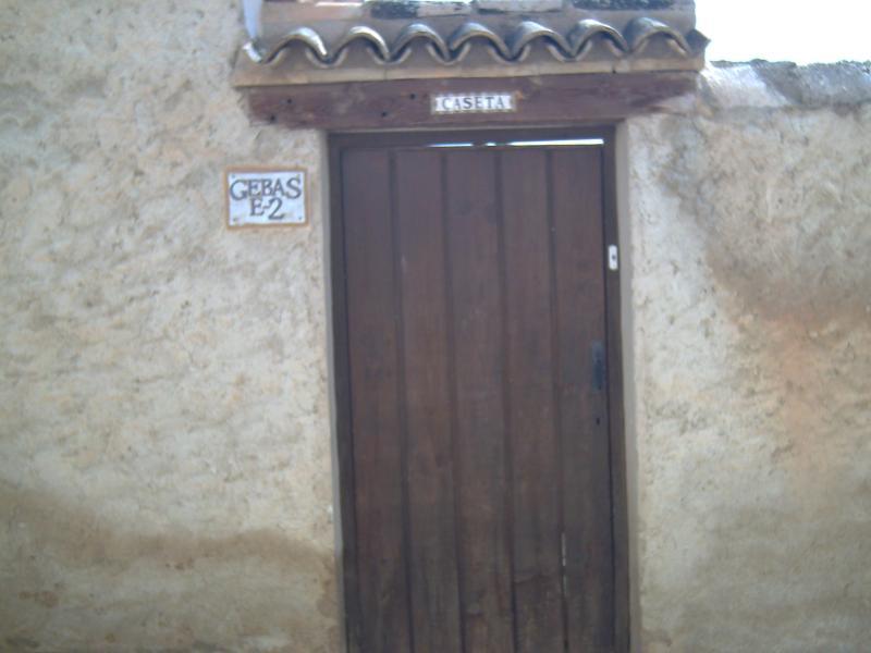 portão da frente com fecho