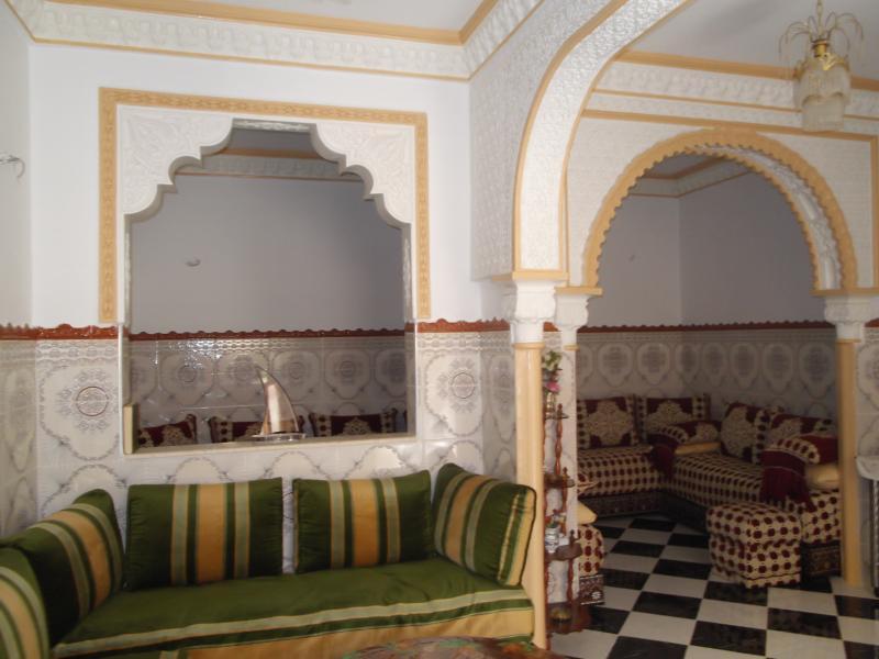 Dar M´salah, holiday rental in Tangier