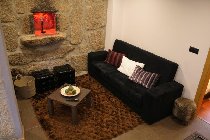 Visite o Gerês Welcome to Gerês flat T2 Water Casa da Fonte, vacation rental in Gondoriz