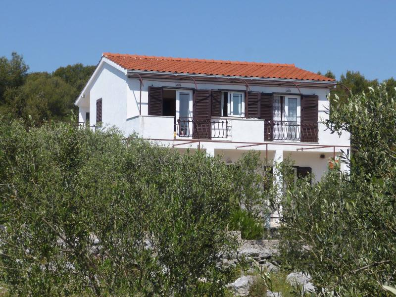 Apartments Oliva - A3, vacation rental in Maslinica