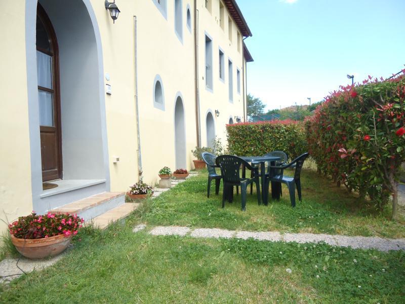 cultura e relax nella campagna pisana, holiday rental in Orciano Pisano