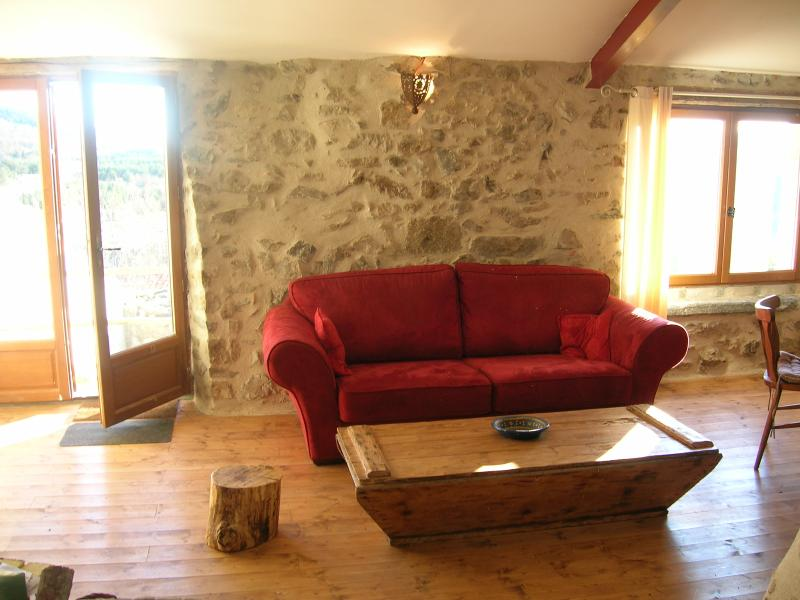 Le Barn, holiday rental in Fosse