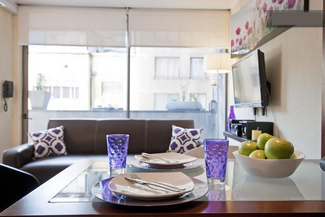 Furnished Apartments for Rent in Chile ♥  APT 302, holiday rental in Lo Solar