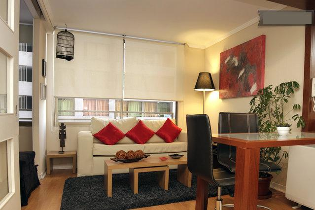 Furnished Apartments for Rent in Chile ♥ APT 710, holiday rental in Lo Solar
