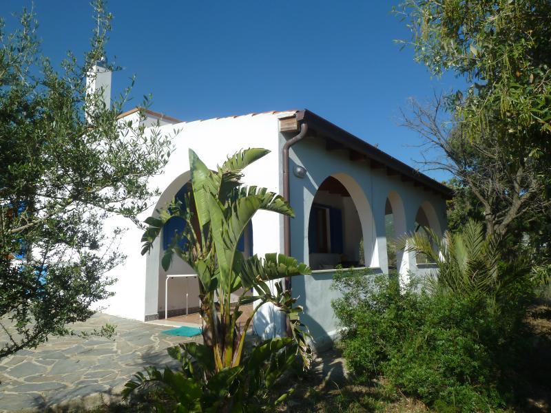'Il Rudere' Riservata casetta vista mare, location de vacances à Quartu Sant'Elena