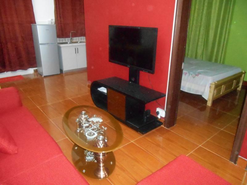 Jolie appartement moderne, location de vacances à Bambous