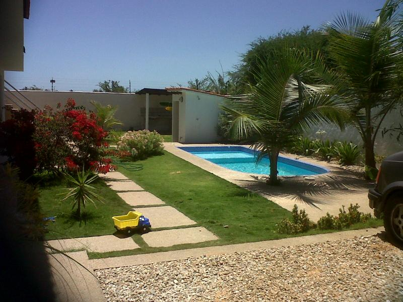 Apartamento con terraza vista al mar en Venezuela, location de vacances à El Yaque