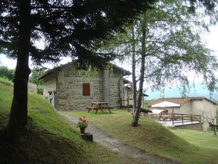 Agriturismo 'Fattoria Carpineta' Padronale 1, location de vacances à Pieve Fosciana