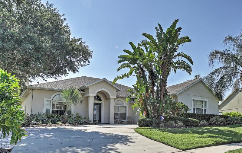 Kissimmee Vacation Rental | 5BR | 3BA | 2,300 Sq Ft