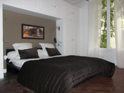 Appartement terrasse et jardin à 200m Montmartre, holiday rental in Saint Ouen