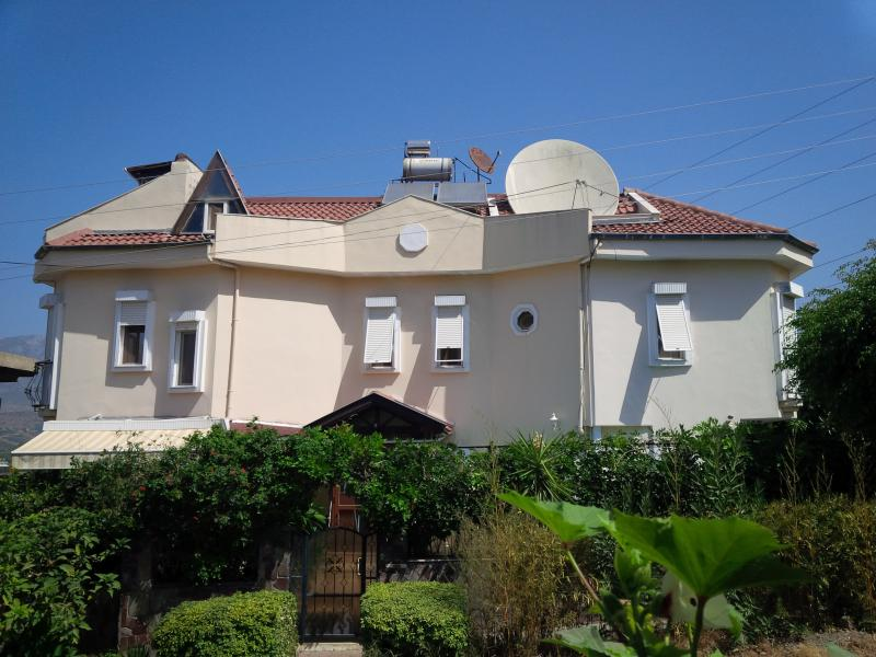 Haus mit Privatpool in Alanya-Kargicak, location de vacances à Yesiloz