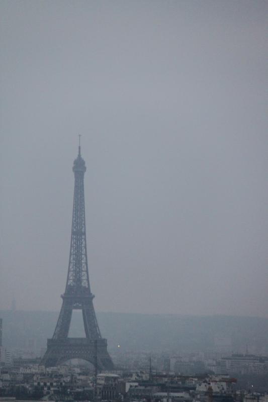 Montmartre prachtig uitzicht: Uitzonderlijk Location