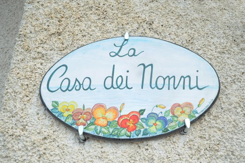 La casa dei nonni, vacation rental in Agerola