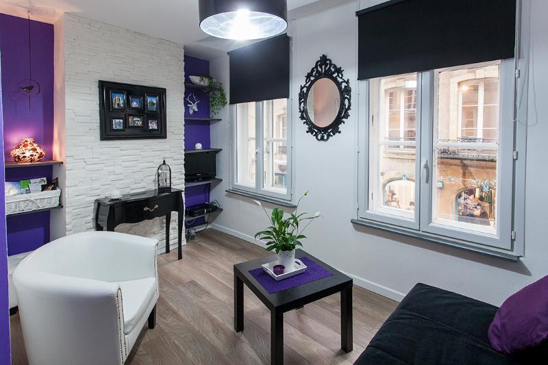 Appartement de charme Metz centre, holiday rental in Kedange-sur-Canner
