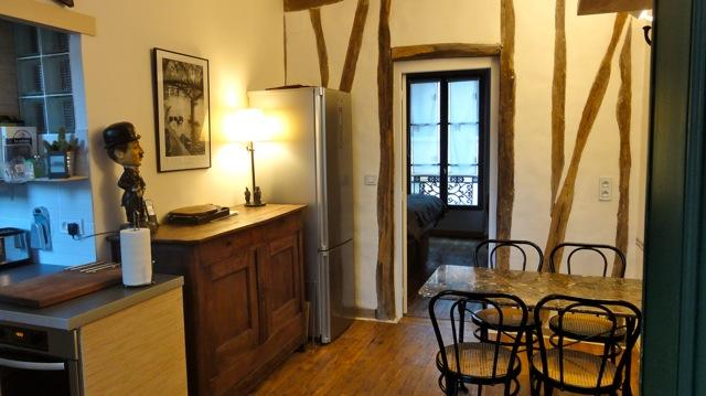 Appartement dans passage Privé très calme., alquiler de vacaciones en París