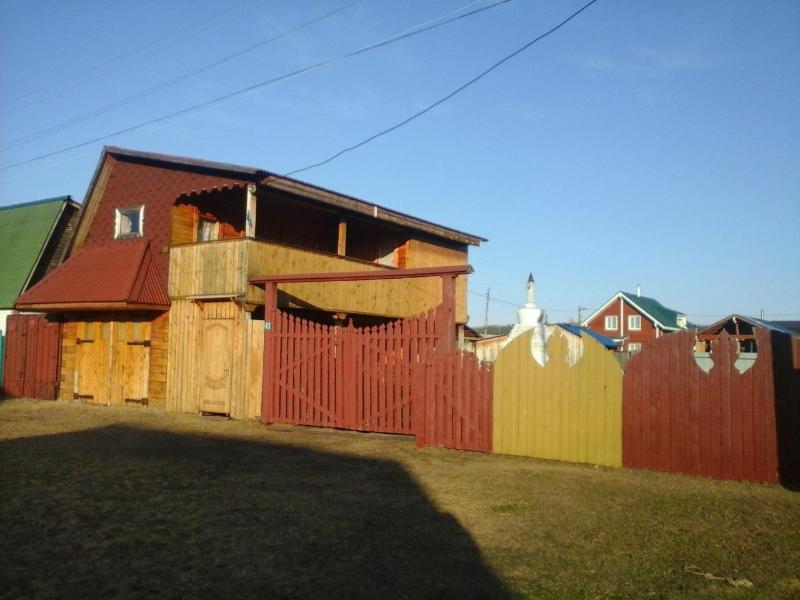 Проживание на Байкале, alquiler vacacional en Siberia