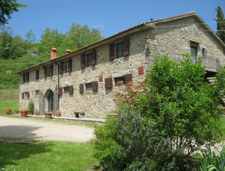 Agriturismo  il Praticino - Valle, location de vacances à Castelfranco Piandisco