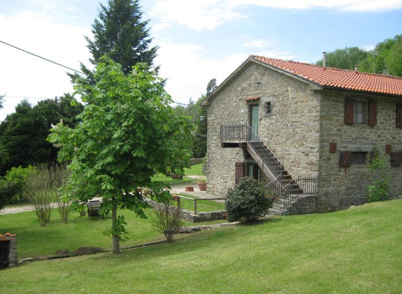 Agriturismo  il Praticino - Maestrale, location de vacances à Castelfranco Piandisco