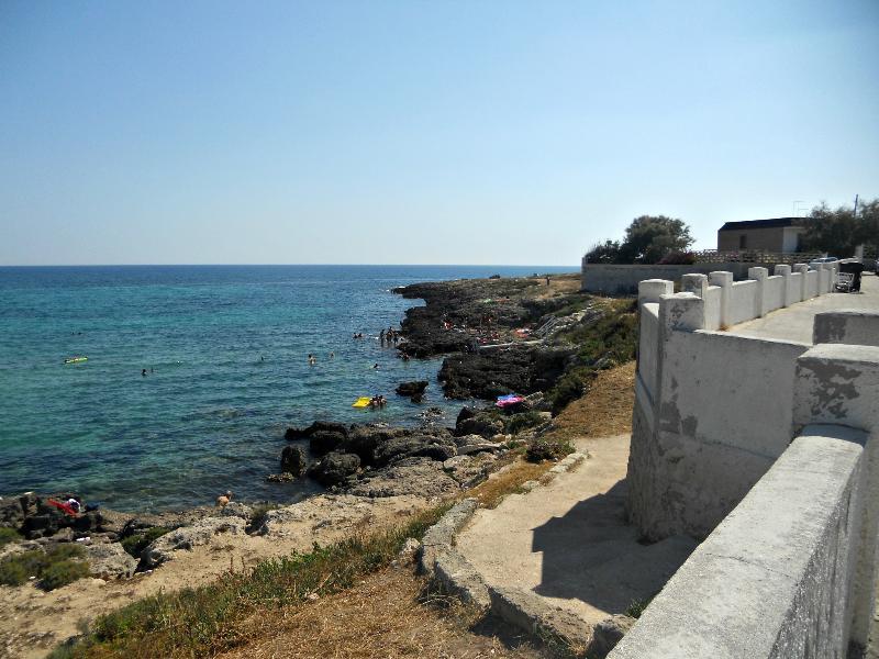 Appartamento ad 1,5 km dalla Litoranea Salentina, location de vacances à Taranto