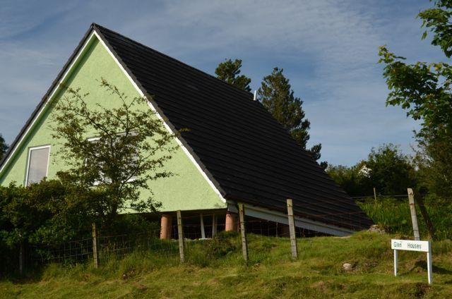 Glen Houses Mull, Chalet 1.