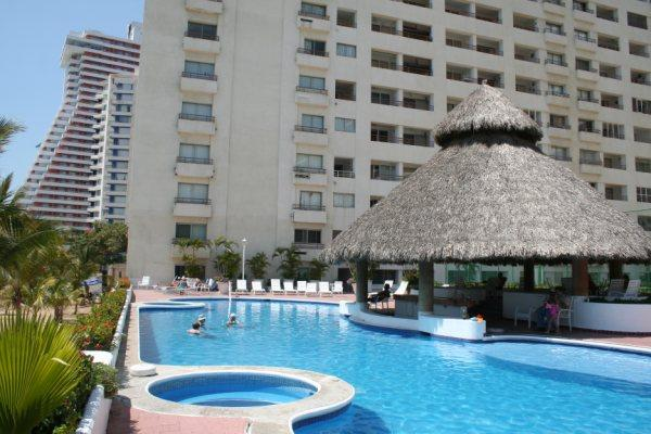 Departamento en condominio en Acapulco Mexico, holiday rental in Acapulco